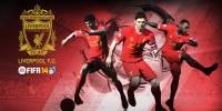 قرار داد سه ساله سران باشگاه Liverpool با سازندگان سری FIFA
