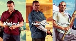 news gta v michael franklin trevor 140191 250x137 آزمایش نژاد پرست بودن پلیس ها در GTA 5   جزئیات در این بازی دیوانه کننده است