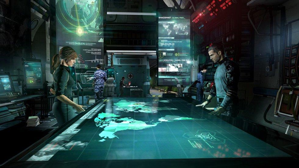 spinter cell blacklist 1 مردی از جنس سایه ها   نقد و بررسی Splinter Cell: Blacklist
