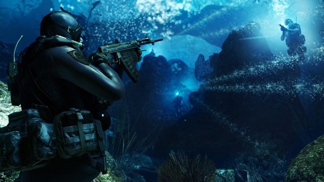 GHOSTS 01 دو روح, دو برادر!   پیش نمایش بازی Call of Duty : Ghosts
