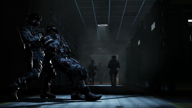 GHOSTS 02 دو روح, دو برادر!   پیش نمایش بازی Call of Duty : Ghosts
