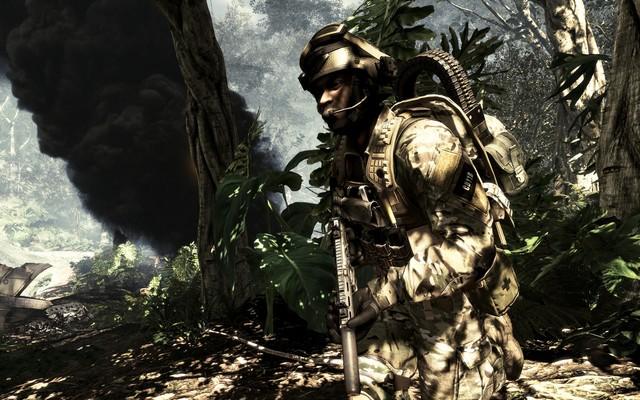 GHOSTS 05 دو روح, دو برادر!   پیش نمایش بازی Call of Duty : Ghosts