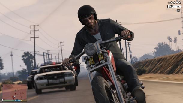 GTA V review0 610x343 بزرگ ترین سرقت تاریخ، این بار با سه نفر   نقد و بررسی Grand Theft Auto V