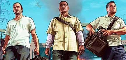 gta v images play the voice 1 بزرگ ترین سرقت تاریخ، این بار با سه نفر   نقد و بررسی Grand Theft Auto V