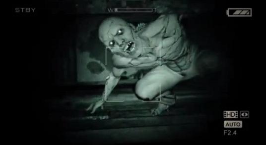 اسکرین شات معروف این بازی! باور کنید آنقدرها هم که ظاهرش نشان میده ترسناک نیستن!