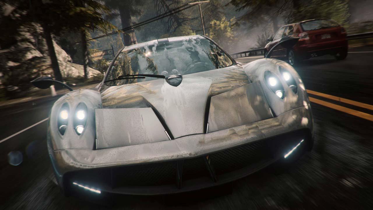 4 - بازی اورجینال Need for Speed: Rivals پلیاستیشن ۴