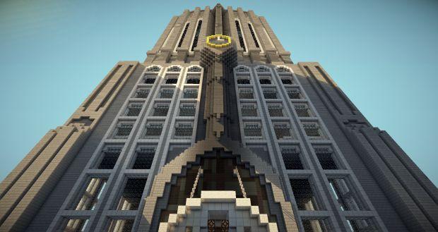 The Cosmopolitan Skyscraper