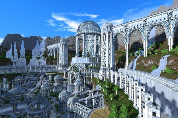 City of Adamantis