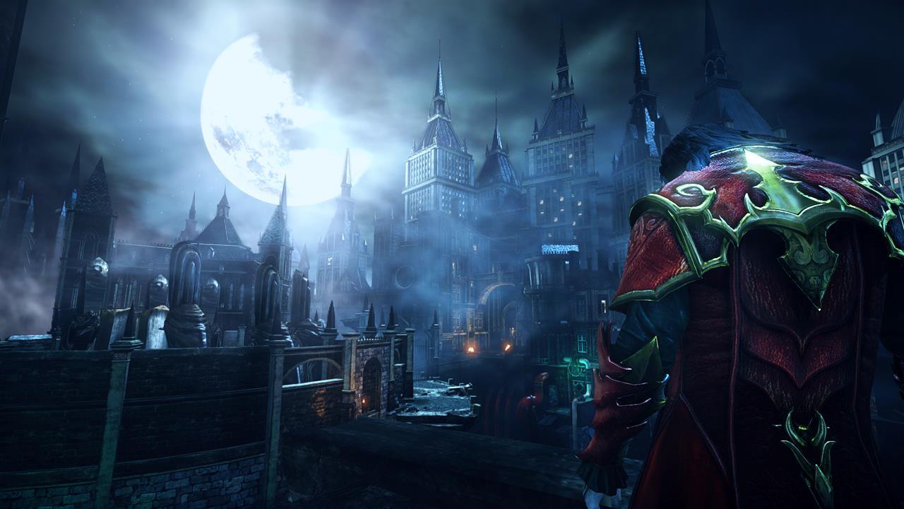 Castlevania lords of shadow 2 10 مصاحبه با سازندگان Castlevania LoS II : مقایسه ما با God of War اصلا جالب نیست