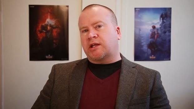 Dave Cox مصاحبه با سازندگان Castlevania LoS II : مقایسه ما با God of War اصلا جالب نیست
