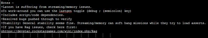 GTA 5 bug list 5 در گزارشات باگهای GTA V اطلاعاتی از نسخهی PC و اثرات DirectX 11 بر روی بازی دیده میشود