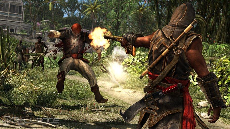 assassins creed 4 black flag  grito de libertad 2375475 فریاد آزادی | نقد و بررسی Assassins Creed IV Black Flag : Freedom Cry