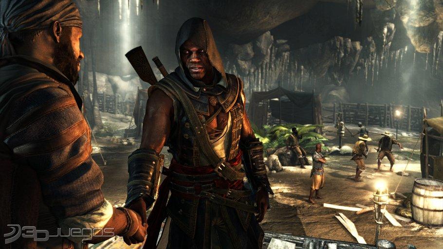 assassins creed 4 black flag  grito de libertad 2375477 فریاد آزادی | نقد و بررسی Assassins Creed IV Black Flag : Freedom Cry