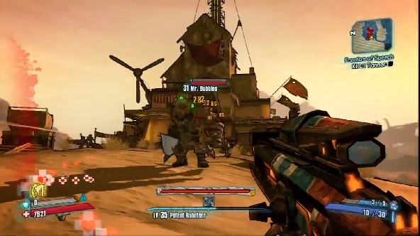 Borderlands 1 Easter Eggs Photo Album - The Miracle of Easter