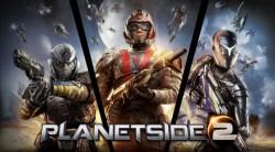 تریلر گیم پلی PlsnetSide 2 منتشر شد | آزادی بر روی PS4 در E3 2014