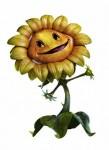 PvZGW PSunflowerRGB 03 109x150 باغچه علیه قبرستان | پیش نمایش Plants Vs Zombies Garden Warfare