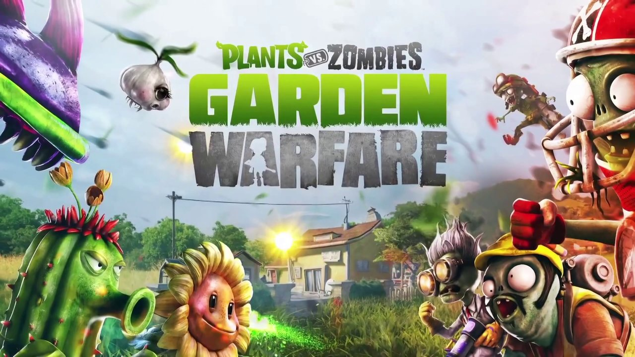 gardenwarfare نمرات عنوان Plants vs Zombies: Garden Warfare هم منتشر شد