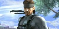 Hideo Kojima خواهان حضور Solid Snake در Smash Bros