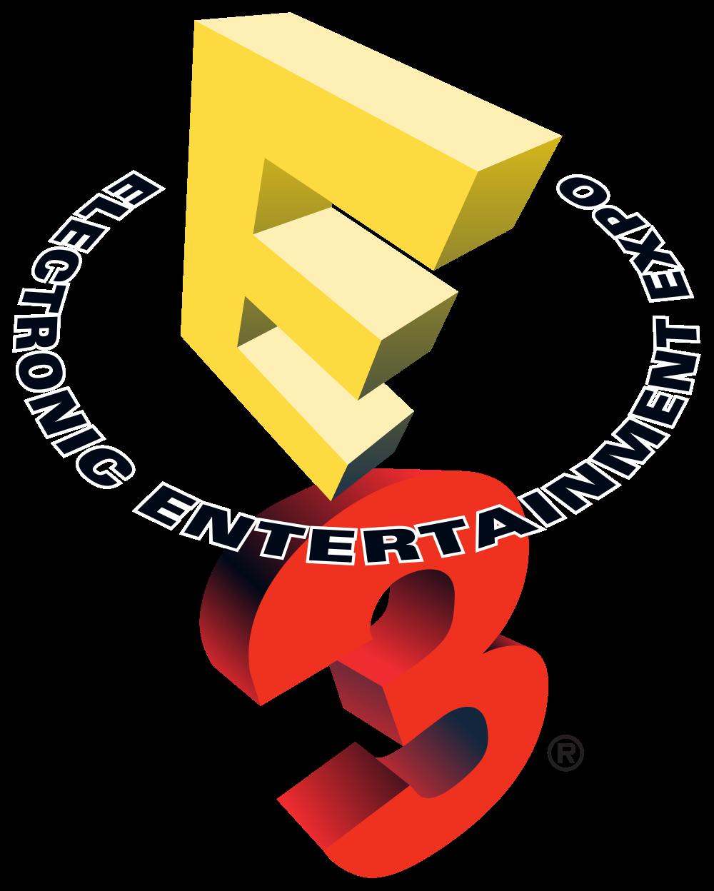 E3 Logo تاریخچه E3 | نمایشگاه سرگرمی های الکترونیکی