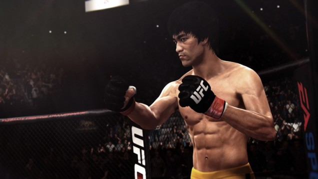 EA Sports UFC Bruce Lee 1 تریلری از شخصیت بروس لی در بازی EA Sports UFC منتشر شد