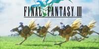 Final Fantasy III هم اکنون برای PC در دسترس است