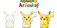 تریلری جدید از عنوان Pokemon Art Academy منتشر شد