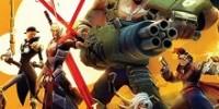 تصاویری جدید از طراحی های اولیه بازی Battleborn منتشر شد | دنیایی عجیب، قهرمانان عجیب