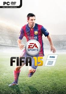 FIFA 15 cover PC حمله آخر | پیش نمایش Fifa 15