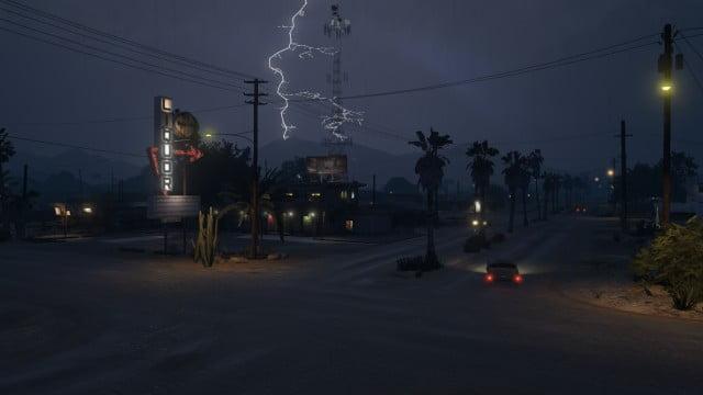 03ZbcmL Imgur چند تصویر جدید از نسخه های PS4/Xbox One/PC بازی GTA V منتشر شد