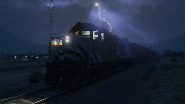 925fbJU Imgur چند تصویر جدید از نسخه های PS4/Xbox One/PC بازی GTA V منتشر شد