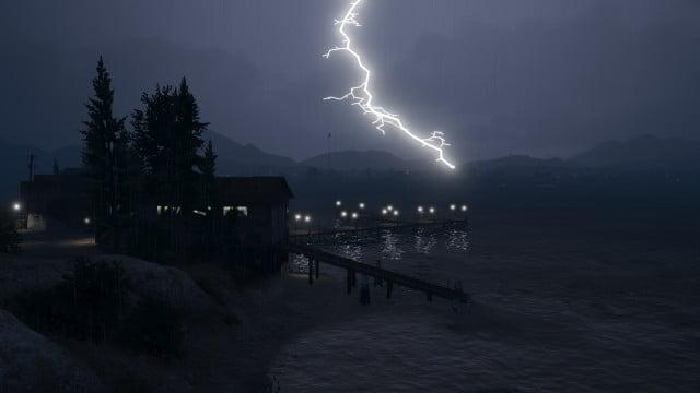 ZUE9j5k Imgur چند تصویر جدید از نسخه های PS4/Xbox One/PC بازی GTA V منتشر شد