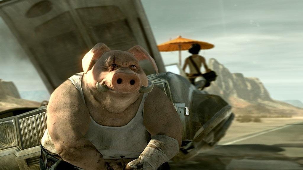 میشل آنسل تصویر جدید دیگری از بازی Beyond Good & Evil 2 منتشر نمود
