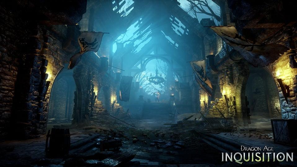 dragon age inquisition ganescom 10 gamescom 2014: بعد از ویدئو نوبت تصویر است تصاویر جدیدی از dragon age: inquisition منتشر شد