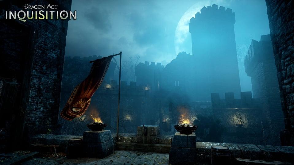 dragon age inquisition ganescom 11 gamescom 2014: بعد از ویدئو نوبت تصویر است تصاویر جدیدی از dragon age: inquisition منتشر شد