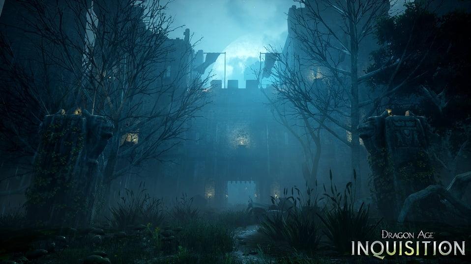dragon age inquisition ganescom 12 gamescom 2014: بعد از ویدئو نوبت تصویر است تصاویر جدیدی از dragon age: inquisition منتشر شد