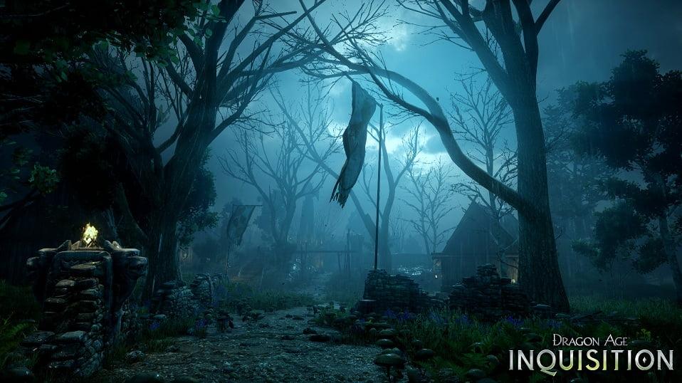 dragon age inquisition ganescom 13 gamescom 2014: بعد از ویدئو نوبت تصویر است تصاویر جدیدی از dragon age: inquisition منتشر شد