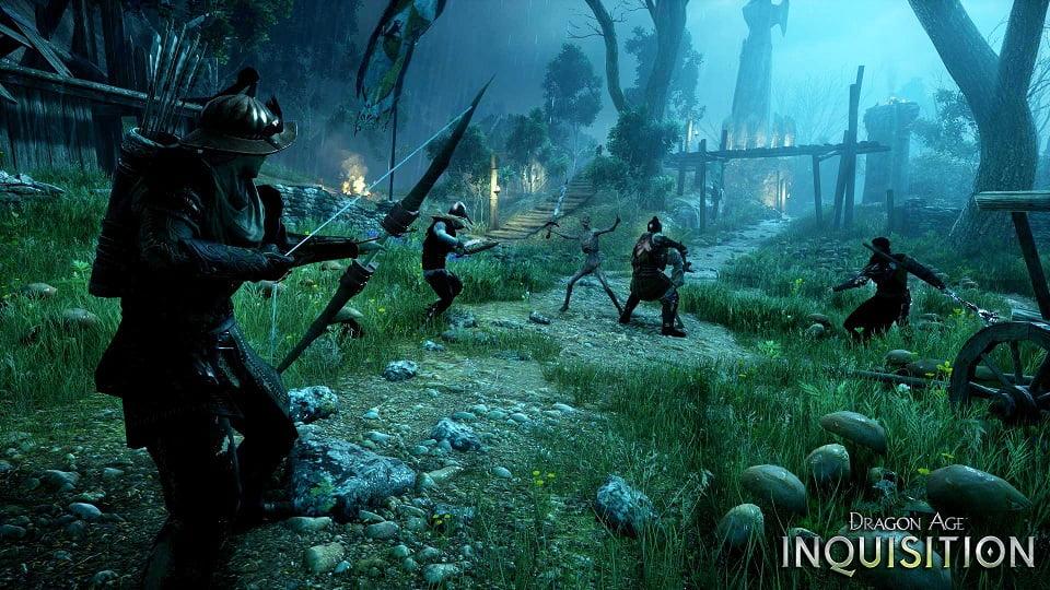 dragon age inquisition ganescom 14 gamescom 2014: بعد از ویدئو نوبت تصویر است تصاویر جدیدی از dragon age: inquisition منتشر شد