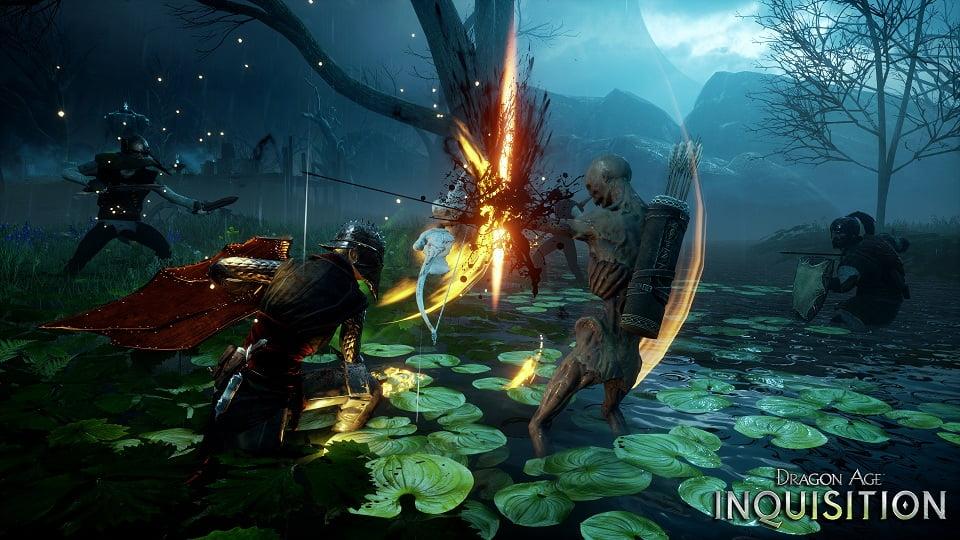 dragon age inquisition ganescom 2 gamescom 2014: بعد از ویدئو نوبت تصویر است تصاویر جدیدی از dragon age: inquisition منتشر شد