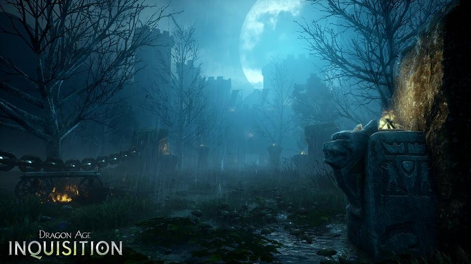 dragon age inquisition ganescom 7 gamescom 2014: بعد از ویدئو نوبت تصویر است تصاویر جدیدی از dragon age: inquisition منتشر شد
