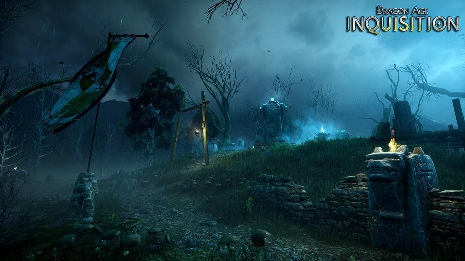 dragon age inquisition ganescom 9 gamescom 2014: بعد از ویدئو نوبت تصویر است تصاویر جدیدی از dragon age: inquisition منتشر شد