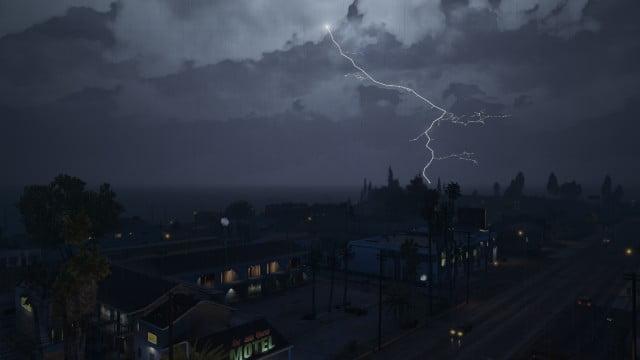 nsJZrVO Imgur1 چند تصویر جدید از نسخه های PS4/Xbox One/PC بازی GTA V منتشر شد