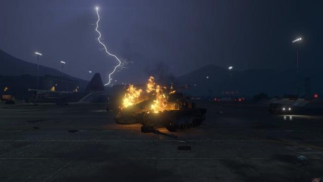 wtf815Z Imgur چند تصویر جدید از نسخه های PS4/Xbox One/PC بازی GTA V منتشر شد