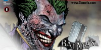 کمیک Batman Arkham City End Game | قسمت آخر