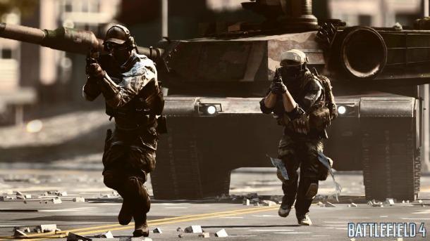 نسخه PS3 بازی Battlefield 4 برای اعضای PS Plus به مدت یک هفته رایگان شد