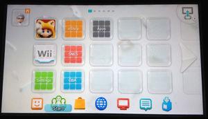 آپدیت جدید Wii U امکان ساخت فولدر را به شما می دهد
