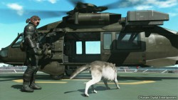 mgstpp tgs 14 web 250x140 با جدیدترین تصاویر از بازی MGS V:TPP همراه باشید | گرگی با طراحی فوق العاده