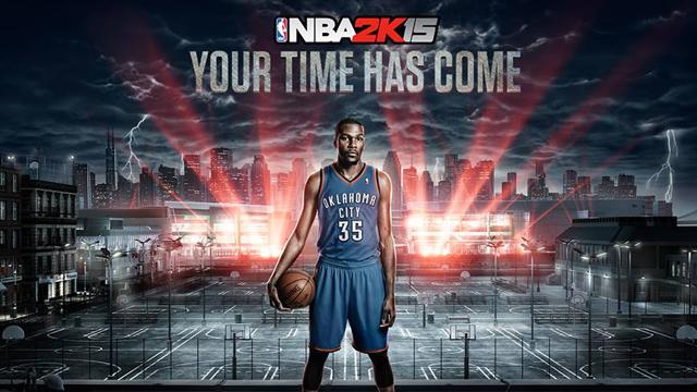 امتیازات بازی NBA 2K15 منتشر شد