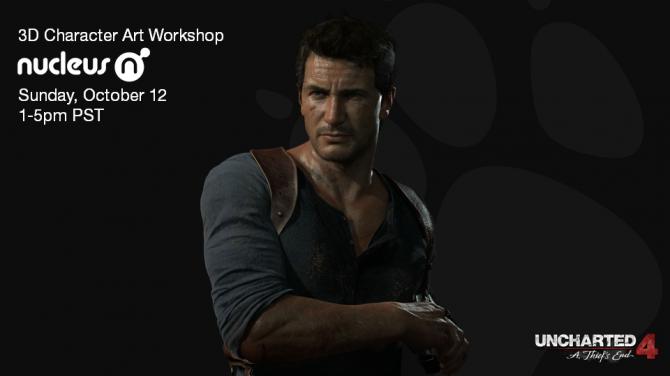 تصویر جدیدی از مدل شخصیت اصلی بازی Uncharted 4: A Thief's End منتشر شد
