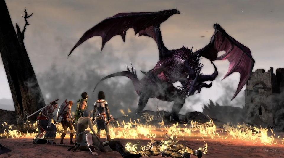 توانایی درمان احتمالا در Dragon Age: Inquisition وجود نخواهد داشت
