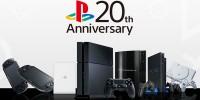 جشن 20 سالگی خانواده PlayStation تاریخ رویداد PlayStation Awards 2014 مشخص شد